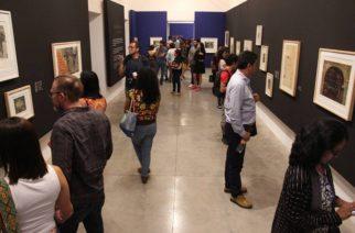 Inauguran exposición de Francisco Toledo en el Museo Posada