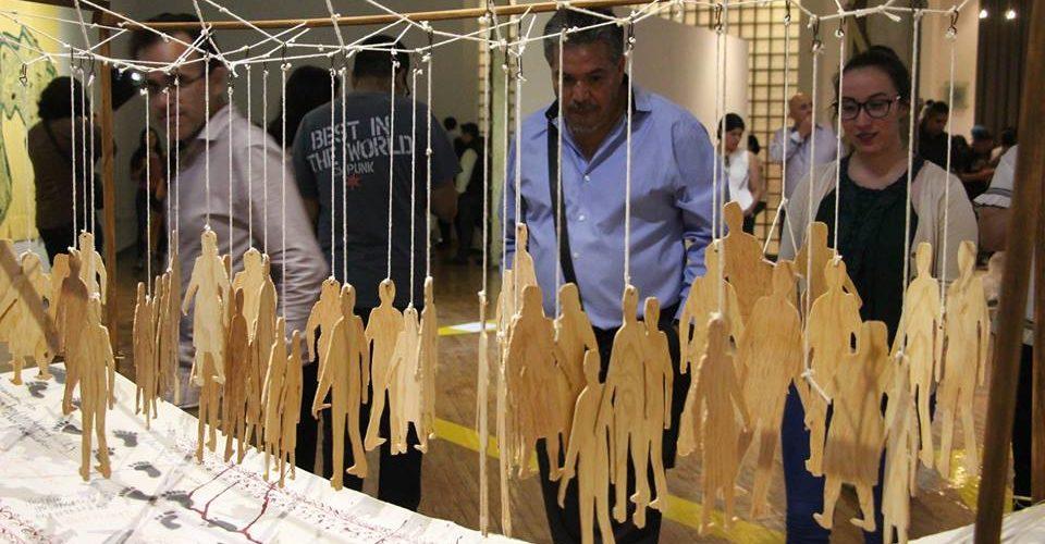 Inaugura el ICA dos exposiciones