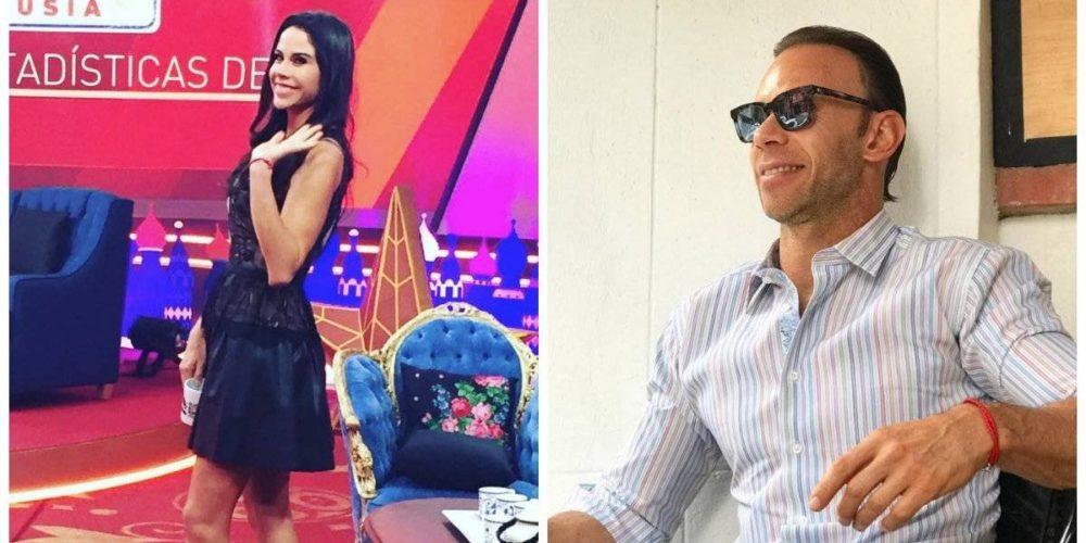 Paola Rojas ya tiene la demanda de divorcio contra Zague