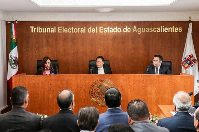 Recibe el Tribunal Electoral 8 impugnaciones por plurinominales en Ags