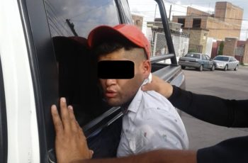 Detienen a dos ladrones domiciliarios en Aguascalientes