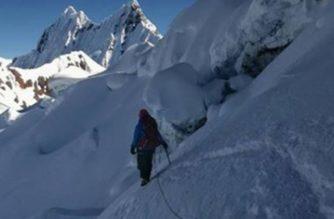 Montañistas mexicanos mueren en Perú
