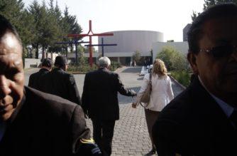 Iglesia participará en foros de reconciliación de AMLO
