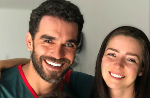Ariadne Díaz y Marcus Ornellas llegarán al altar
