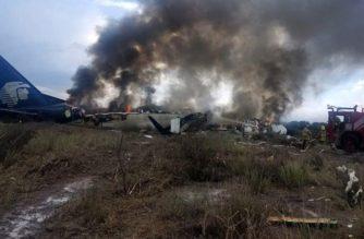 Habrá más demandas a Aeroméxico por el accidente en Durango: abogado