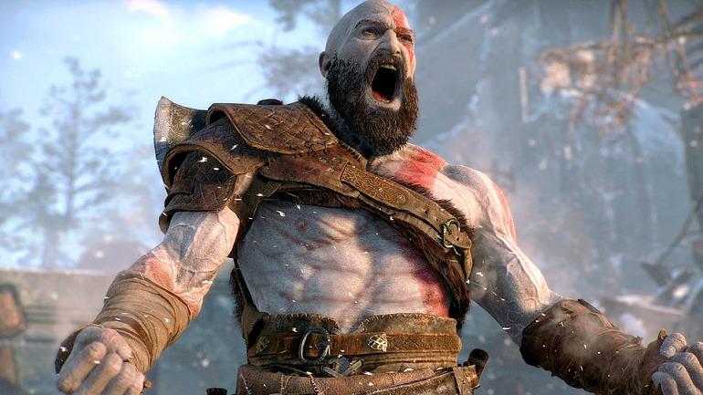 Se pensó en un Kratos fuera de forma para el último God of War