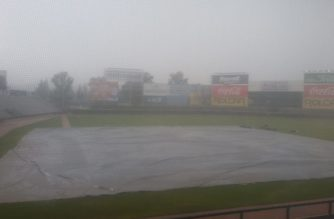 Lluvia canceló tercer juego entre Toros y Rieleros