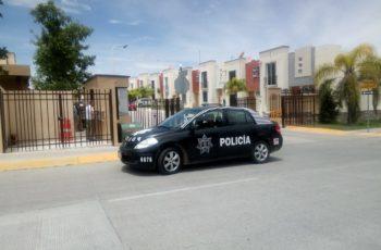Evitan robo en Santa Mónica