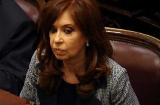 Por corrupción, juez pide detener a Cristina Fernández de Kirchner
