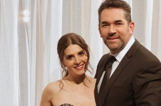 Eduardo Santamarina responde sobre infidelidad de Mayrín Villanueva