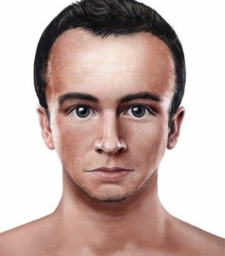 ¿Cómo sería el aspecto físico del rostro humano en el futuro?