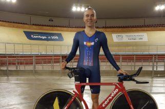 Se rompen 3 récords mundiales de ciclismo de pista en Aguascalientes
