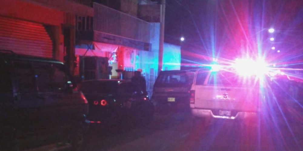 Asesinan a puñaladas a sujeto en Aguascalientes