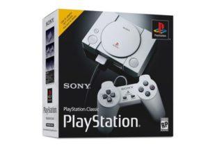 SONY confirma lanzamiento del PlayStation 'Mini'