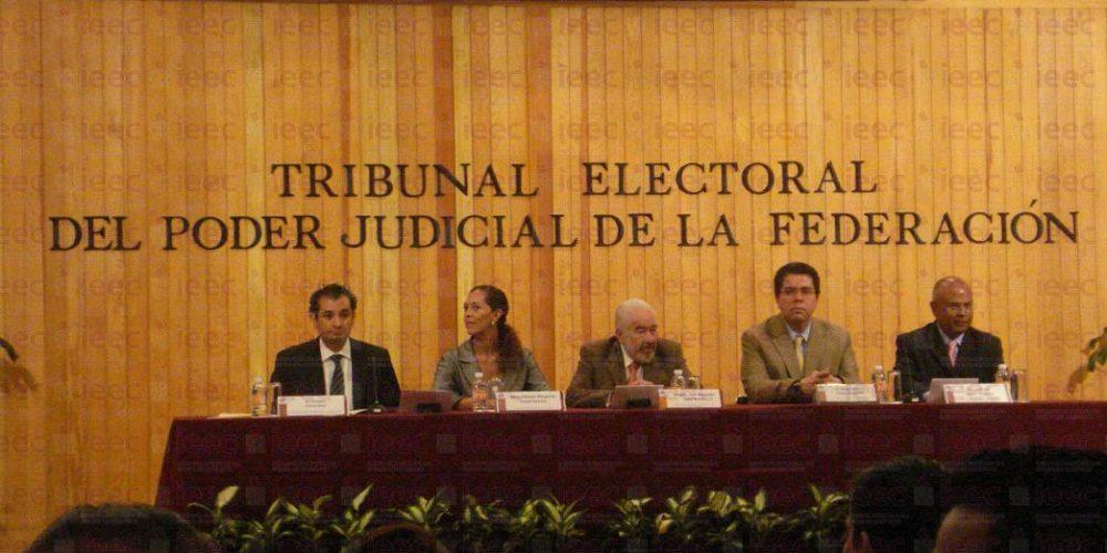 Contabilizan diez impugnaciones ante  Tribunal Electoral del Poder Judicial