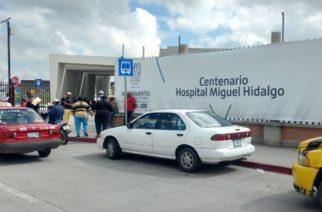 Falsa amenaza de bomba en el Hospital Hidalgo