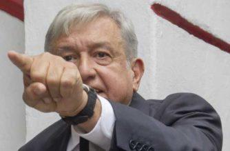 """Cadáveres en tráiler de Jalisco, culpa de """"fraude electoral"""" de Calderón: AMLO"""