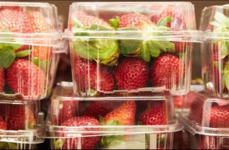 Alerta en Australia por agujas encontradas dentro de fresas