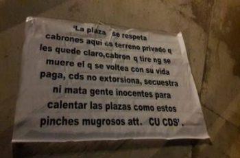 Niegan disputa por la plaza entre cárteles de la droga en Ags