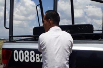 Policías rescatan a secuestrado en Aguascalientes