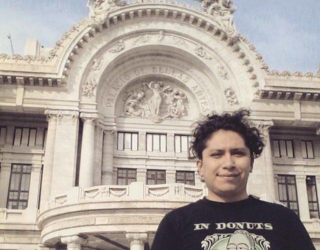 Juan Antonio Alfaro ganó el Premio Nacional de Literatura Joven Salvador Gallardo 2018