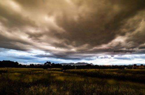 Seguirá la lluvia en Aguascalientes