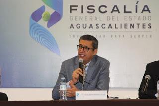 Reconoce fiscalía aumento de homicidios en Aguascalientes