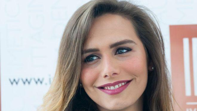 Ángela Ponce, la Miss España transgénero que competirá en Miss Universo
