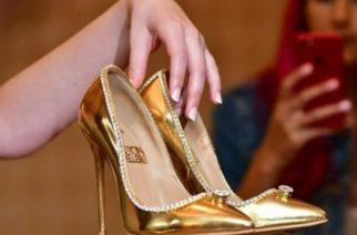 Conoce los zapatos más caros del mundo: cuestan 14,7 millones y vienen de Dubái