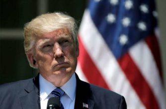 Agradezco a México por detener a migrantes criminales: Trump