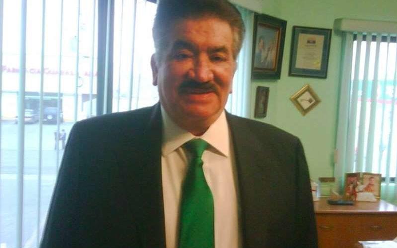 Hallan muerto a exalcalde de Nuevo Laredo; lo apuñalaron en su casa