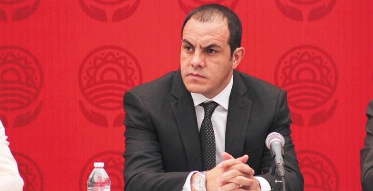 Micrófonos ocultos: Gobierno de Cuauhtémoc Blanco acusa presunto espionaje en oficinas