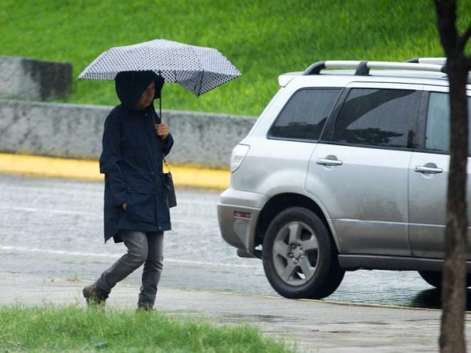 Lluvias aisladas se esperan en Aguascalientes
