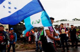 Recibe SEGOB 640 solicitudes de refugio de migrantes hondureños