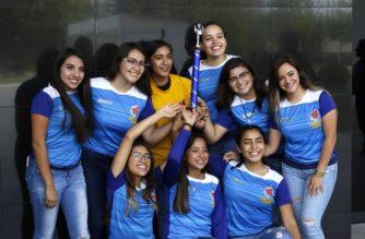 Estudiantes de la Prepa Oriente ocupan el primer lugar en juegos del Mes Joven