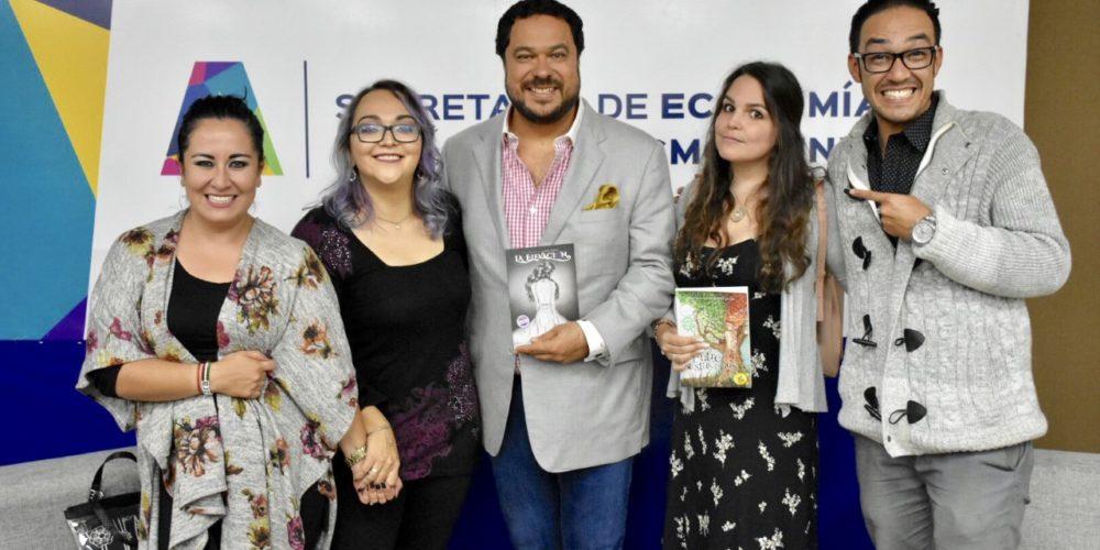 Reconoce Muniags a jovénes escritoras