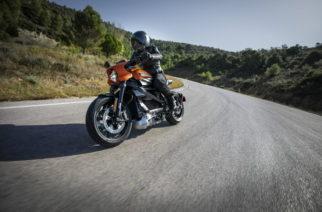 El primer modelo eléctrico de Harley-Davidson sale de las sombras