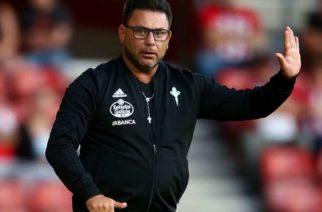 Antonio Mohamed es cesado del Celta de Vigo