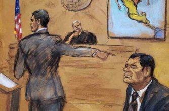 Hermano de 'El Mayo Zambada' declara en juicio contra 'El Chapo'