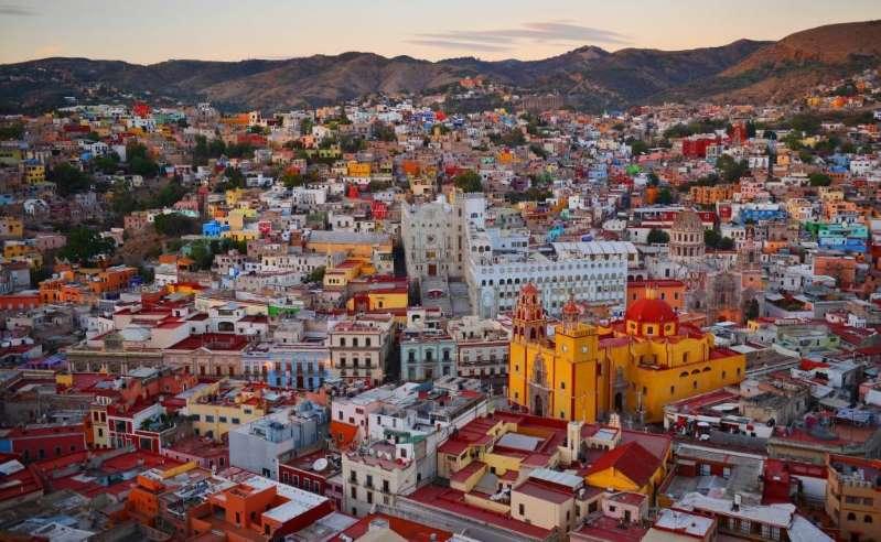"""Crean juego de Facebook para hacer tu """"visa de Guanajuato"""""""