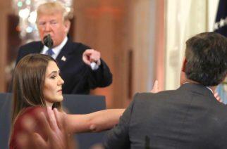 CNN demanda a Trump por expulsar a reportero de la Casa Blanca
