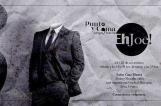 Grupo teatral independiente presenta la obra Eh Joe! en Aguascalientes