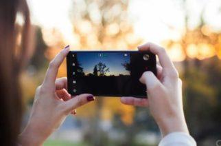 LG patenta un smartphone con una cámara trasera de 16 lentes