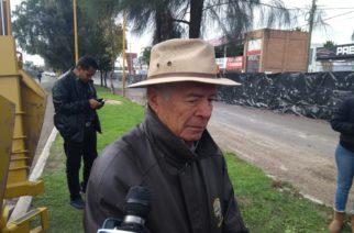 Replantarán hasta 50 árboles de Segundo Anillo y San Ignacio con maquinaria