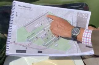 Interesa a Reino Unido participar en nuevo aeropuerto en Santa Lucía