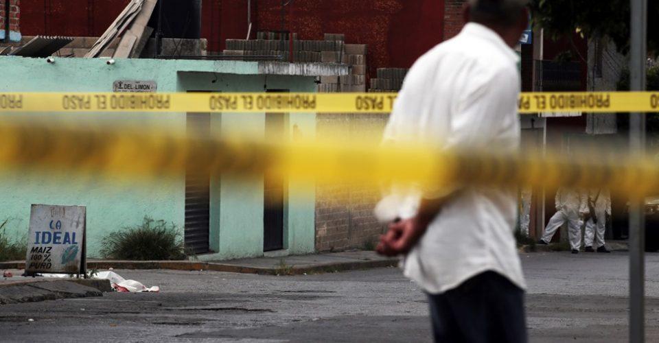 Asesinan en Veracruz a hijo de periodista policiaco