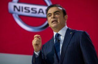 Lo hacen oficial: Nissan destituye a Carlos Ghosn como su presidente