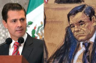Presidencia responde al abogado de 'El Chapo': Falso, que EPN recibió sobornos