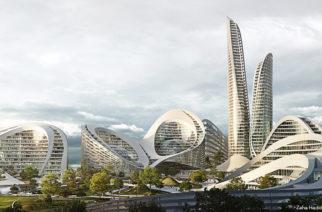 """""""Centrada en las personas"""": Así será la futurista ciudad inteligente en las afueras de Moscú"""