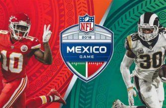 Cancelan juego de la NFL en México, no jugarán Chiefs vs Rams en el Azteca